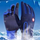 Men Women Touch Screen Outdoor Sports Cycling Gloves Bicycle Skiing Winter Warm