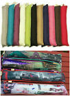 PLAIN & PRINTED Draught Excluder ~ Home Door AIR STOPPERS ~ Window DRAFT Guard