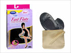Dr Scholls FAST FLATS Foldable Ballet Flats & Gold Wristlet Bag NEW ALL SIZES