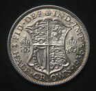 George V Selected Half-Crowns VF to aUNC 1911-1936