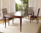 Thomasville Furniture Lumine Ebony/Walnut Dining Table FREE WHITE GLOVE DELIVERY