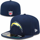 New Era NFL Los Angeles Chargers On Field Sideline 59Fifty Fitted Cap NewEra Hat $29.95 USD