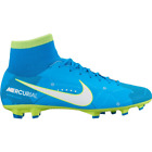 Nike Junior Mercurial Victory 6 DF NJR FG Blue Cleats 921486400 $50.0 USD on eBay
