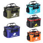 EP EVA Foldable Waterproof Carp Fishing Bucket Live Fish Container Camping Surp