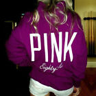 Women's Winter Autumn Hoodie Sweatshirt Jumper Sweater Hooded Pullover Tops PINK