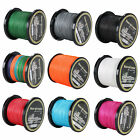 8 Strands Multi-Color/Yellow/Green Super PE Dyneema Braided Fishing Line