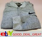 Nike Tiger Woods TW Dry Longsleeve Golf Pullover Sweater 854213-060 $130