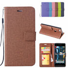 For Google Pixel 2/Pixel XL 2 Flip Stand Leather Lanyard Cards Wallet Cover Case