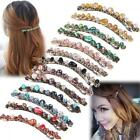 Внешний вид - Fashion Women Hair Accessories Crystal Hairpin Hair Clip Barrette