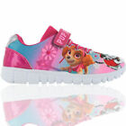 Girls Childrens Kids Paw Patrol Largo Trainers Sneakers Casual Shoes Size 6-10