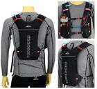 Running Bag Cycling Large Vest Backpack Sports Camping Hydration Water Bladder