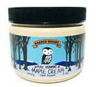 Maple Cream Made From 100% Pure Vermont Maple Syrup - Maple Butter -