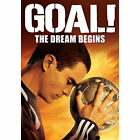 goal the movie online free - Goal The Dream Begins (DVD, 2006)DRAMA....FREE SHIPPING