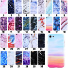 Print Crystal Marble Pattern Hard Case Cover for Apple iPhone X 10 8 7 6 6S Plus