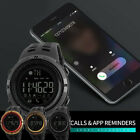 SKMEI Fashion Men's Smart Watch Bluetooth Digital Sports Wrist Watch Waterproof image