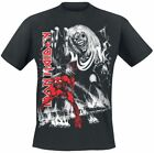 Iron Maiden Number Of The Beast T-Shirt schwarz