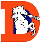 Denver Broncos NFL Decal Sticker Car Truck Window Bumper Laptop Wall on eBay