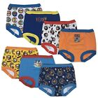 Внешний вид - PAW PATROL Boys Potty Training Pants Underwear Toddler 7-Pack Size 2T, 3T, 4T