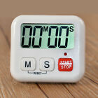 Kitchen timer LCD Clock Digital Cooking Timer Count-Down Up Clock Alarm  1pc