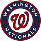 Washington Nationals MLB Decal Sticker Car Truck Window Bumper Laptop Wall on Ebay