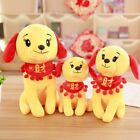 2018 Chinese Year of the Dog Mascot New Year Dog boy Plush Toys Gift Children