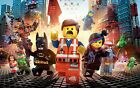 The Lego Movie Kids Wall Art Poster | Sizes A4 to A0 UK Seller | E023