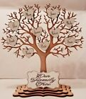 3d Affect Personalised Wooden Family Tree Freestanding,gift, Shabby Chic,wedding