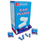 Brand Soft Foam Ear Plugs 34db as used in building Trade also Snoring Sleep Aid