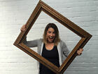 "31"" x 27"" Wooden Canvas Frame - In 6 Colours - Photo booth Weddings Parties"