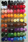Mix and match 3ply, 350 strand pre cut yarn for Latch Hook - Choose your colours