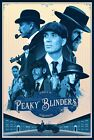 Peaky Blinders Digital Art Poster Print T946