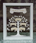 Personalised Christmas Gift Frame For Her Him Family Tree Birthday Present