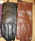 EchoDesigns with Aloe Leather Gloves choice of size & color BNWT ($70.00)