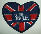The BEATLES Embroidered Patch Patches~Many Versions~Quality~Iron on Sew~Collect~