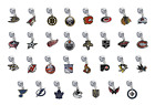 NHL European Charms for Bracelet Dangle Hockey Beads - PICK YOUR TEAM $19.99 USD on eBay