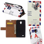 For Huawei 2017 Series Phone Pattern Leather Wallet Card Case Stand Cover JL1