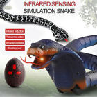 Remote Control RC Rattle Snake Animal Funny Novelty Gift Terrifying Joke Gag Toy