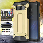 Shockproof Rubber Hybrid Hard Case Thin Cover For Samsung Galaxy Phone