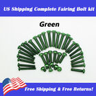 Fairing Bolts Kit Fit for SUZUKI GSXR 600 750 gsxr1000 TL1000R 1998-2008 haybusa