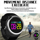 N69 Sports Smart Watch Heart Rate Bracelet Waterproof For IOS Android Samsung