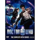 NEW Doctor Who The Complete Fifth Series Season 5 Five 2010 6-Disc DVD Set