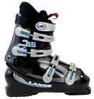 NEW 350 Womens Lange Concept 65 Ski Boots Ladies Size USA 7.5 8 9.5 EUR 25.5 27