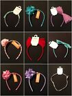 headbands and hair accessories - NWT Gymboree Girls Hair Accessories Clips and Headbands Many Kinds
