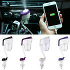 In Car Air Humidifier Diffuser Vehicle Essential Oil Ultrasonic Purifier