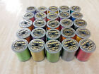 Brother Embroidery Machine Embroidery Thread Polyester 300m Choice Colours New