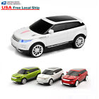 Range Rover Suv Car 2.4Ghz Wireless Mouse Optical PC Laptop Mice + USB Receiver