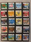 penguin club games - Nintendo Ds Games, Pick Your Title, 67 Used Games