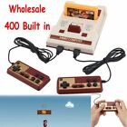 Wholesale Vintage TV Game Console Classic 400 Built-in Ga...