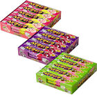 Korean CROWN Sweet and Sour Chewy Candy Snack Food Peach Grape Kiwi 29gX15Packs