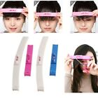 Pro 2PCS Professional Hair Cutting Clip Comb Tool Trim Bangs Hairstyle Fringe